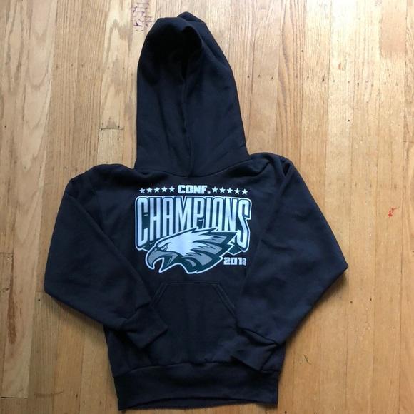 promo code 2df5f 6ef26 Philadelphia Eagles Super Bowl hoodie